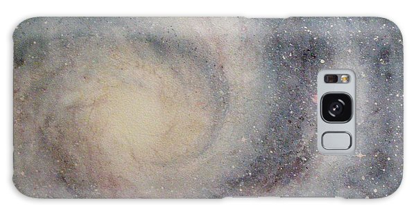 The Heavens Declare Your Glory Galaxy Case