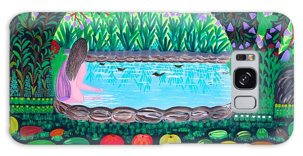 The Hidden Water Galaxy Case by Lorna Maza