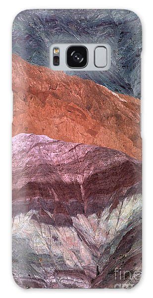The Hill Of Seven Colors Argentina Galaxy Case