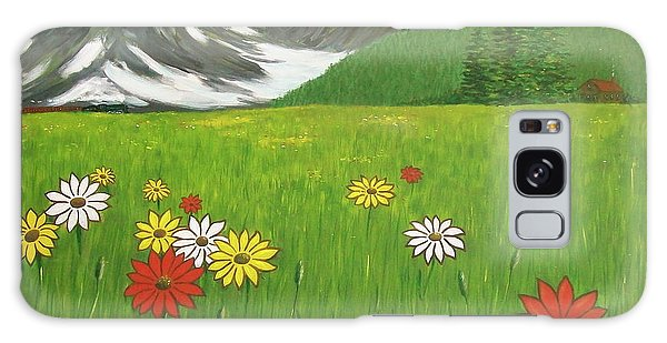 The Hills Are Alive With The Sound Of Music Galaxy Case