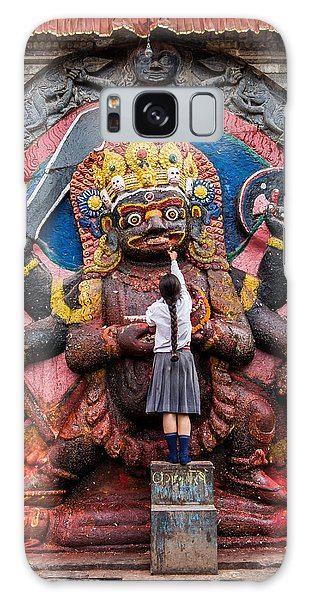 The Hindu God Shiva Galaxy Case