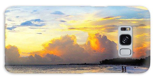 Bradenton Galaxy Case - The Honeymoon - Sunset Art By Sharon Cummings by Sharon Cummings