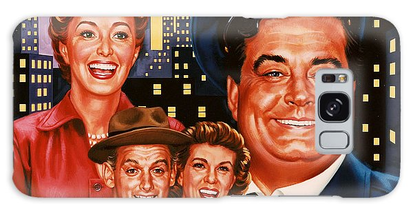 The Honeymooners Galaxy Case