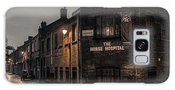 The Horse Hospital Galaxy Case by Glenn DiPaola
