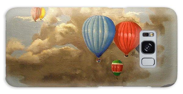The Hot Air Balloon Galaxy Case