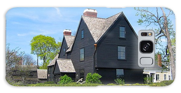 The House Of The Seven Gables Galaxy Case
