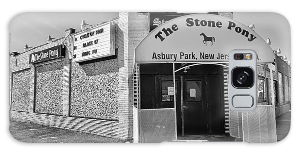 The House That Bruce Built II - The Stone Pony Galaxy Case by Lee Dos Santos