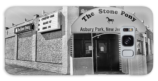 The House That Bruce Built - The Stone Pony Galaxy Case by Lee Dos Santos