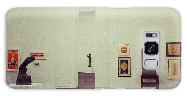 Design Galaxy Case - The Iannelli Studios Exhibit  by Jill Tuinier