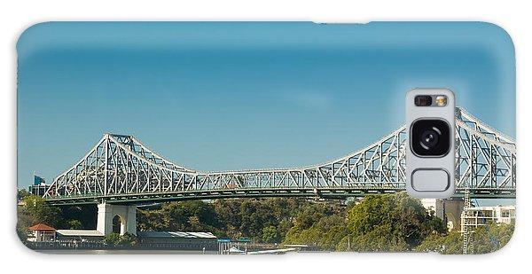 The Icon Of Brisbane - Story Bridge Galaxy Case