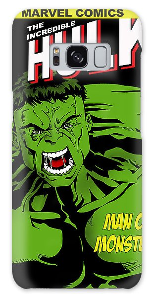 The Avengers Galaxy Case - The Incredible Hulk by Mark Rogan