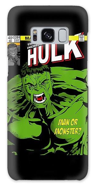The Incredible Hulk Galaxy Case