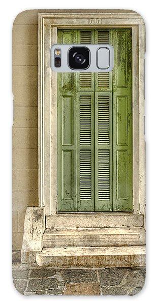 The Jackson House Door Galaxy Case
