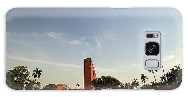 The Jantar Mantar Complex Galaxy Case by Rajiv Chopra