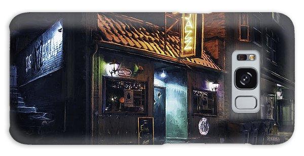 The Jazz Estate Nightclub Galaxy Case