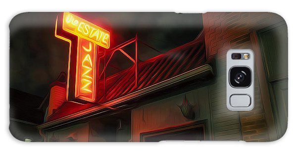The Jazz Estate Galaxy Case
