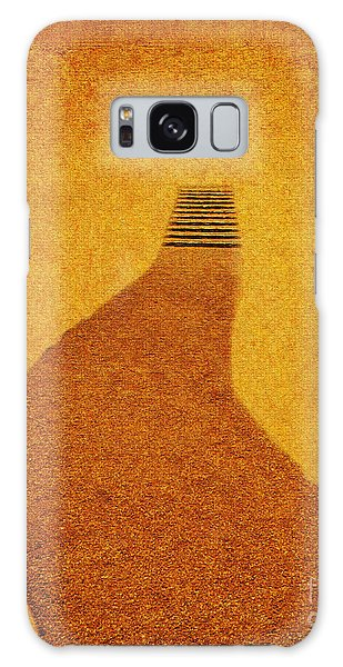 Pathway Wall Art The Journey Galaxy Case