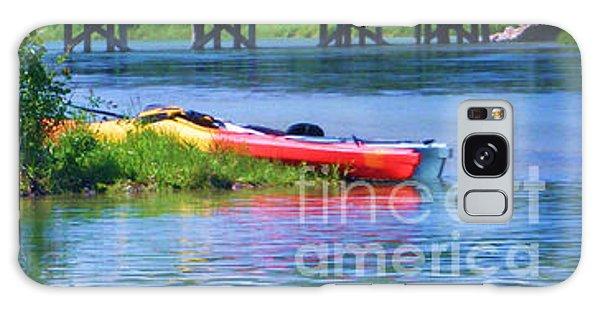 the Kayaks Galaxy Case