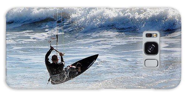The Kite Surfer Galaxy Case