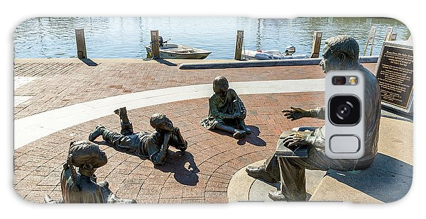 The Kunta Kinte-alex Haley Memorial In Annapolis Galaxy Case