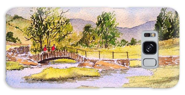 Grasmere Galaxy Case - The Lake District - Slater Bridge by Bill Holkham