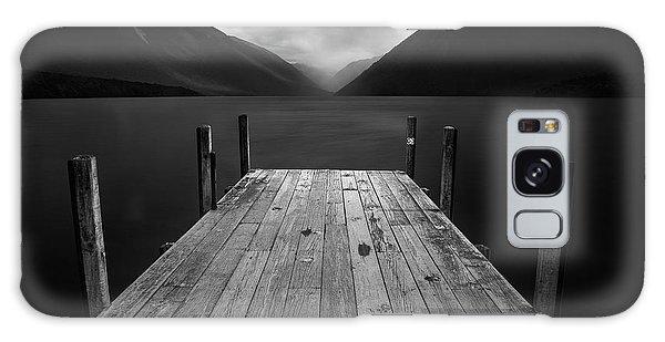 Pier Galaxy Case - The Lake by Yan Zhang