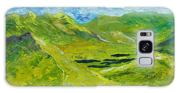 The Lakes Of Killarney  Original Sold Galaxy Case