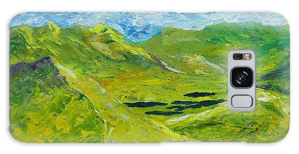 The Lakes Of Killarney  Original Sold Galaxy Case by Conor Murphy