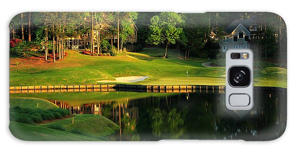 Golf At The Landing #3 In Reynolds Plantation On Lake Oconee Ga Galaxy Case