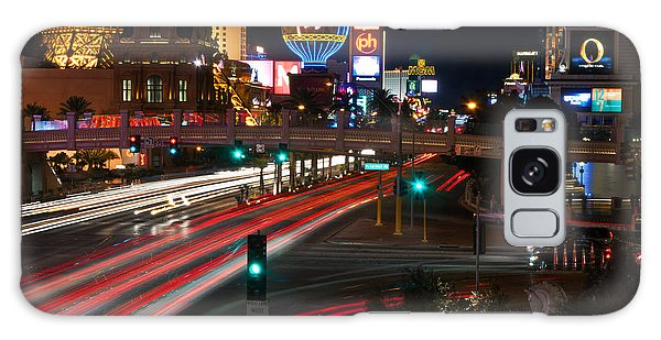 The Las Vegas Strip Galaxy Case