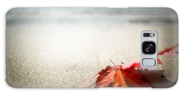 The Last Leaf Galaxy Case by Susan Cole Kelly Impressions