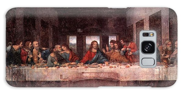 The Last Supper Galaxy Case by Leonardo Davinci