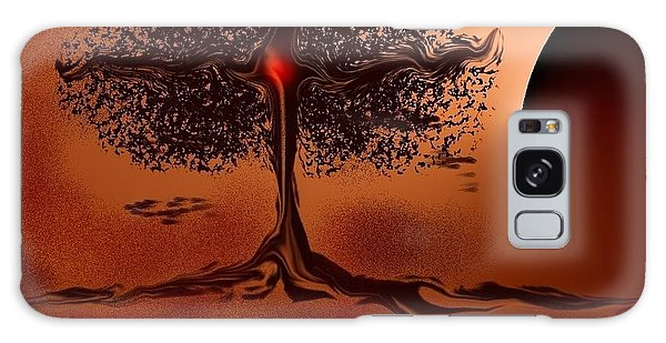 The Last Tree Galaxy Case by The Art of Alice Terrill