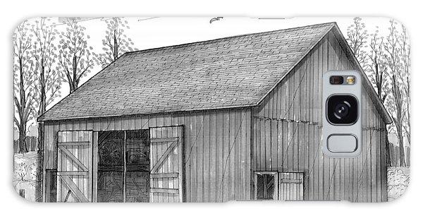 The Lawrence Barn Galaxy Case