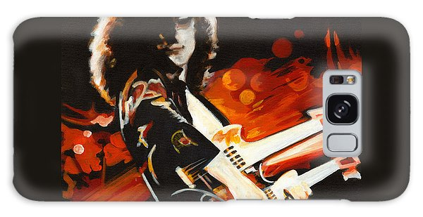 Stairway To Heaven. Jimmy Page  Galaxy Case