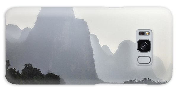 The Li River China Galaxy Case