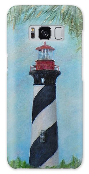 The Lighthouse In St. Augustine Florida Galaxy Case