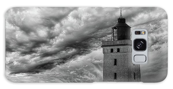 Sand Galaxy Case - The Lighthouse Mood. by Leif L?ndal