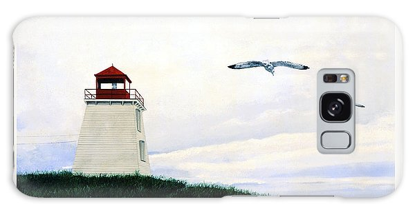 The Lighthouse Galaxy Case by Ron Haist