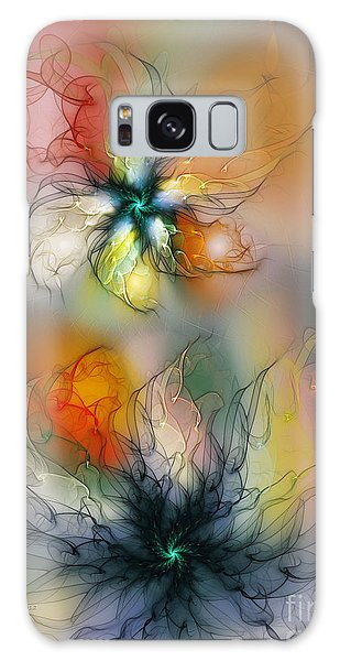 The Lightness Of Being-abstract Art Galaxy Case