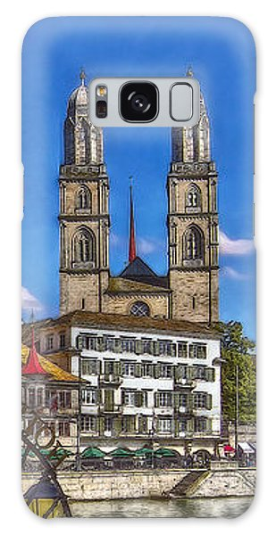 The Limmat City Galaxy Case