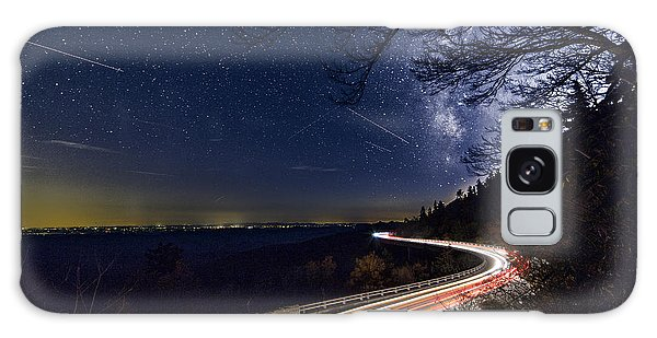 The Linn Cove Viaduct Milky Way Galaxy Case