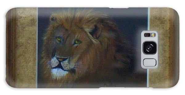 The Lion King Galaxy Case by Catherine Swerediuk