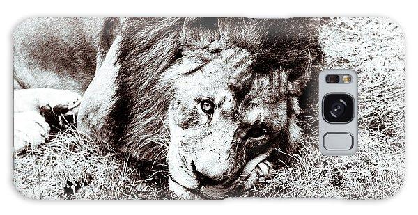 The Lion Sleeps Tonight Galaxy Case by Wade Brooks