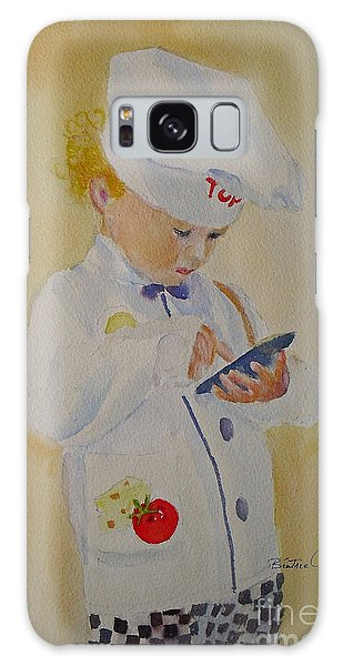 The Little Chef Galaxy Case