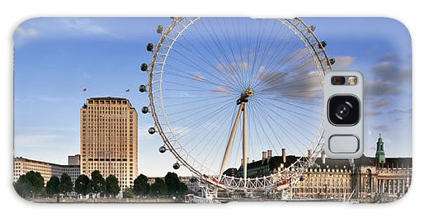 The London Eye Galaxy Case by Rod McLean