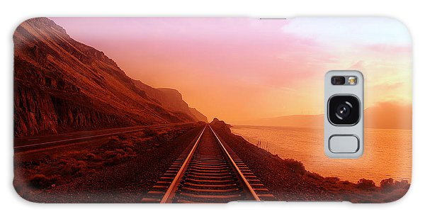 Motion Galaxy Case - The Long Walk To No Where  by Jeff Swan