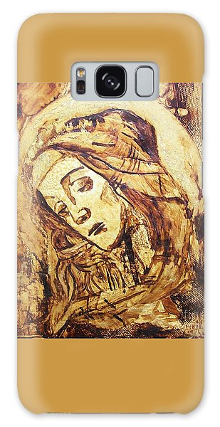 The Madonna Of Medjugorje,  Galaxy Case