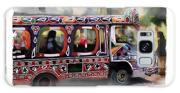 The Magic Bus Galaxy Case