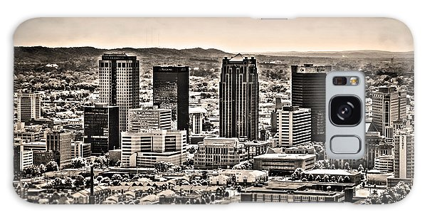The Magic City Sepia Galaxy Case